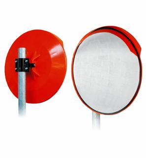 Specchio stradale infrangibile - Specchio ad unghia ...