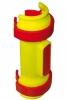 Copri tubo con gemme rinfrangenti rosse