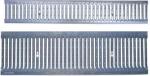Griglia stampata zincata per canaletta 100