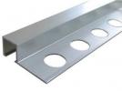 Profilo terminale a U in alluminio