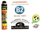 Schiuma poliuretanica per serramenti - uso con pistola-