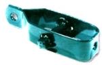 Tendifilo verniciato verde
